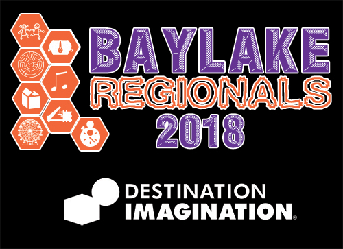 2018 BayLake Regional Tournament Shirt