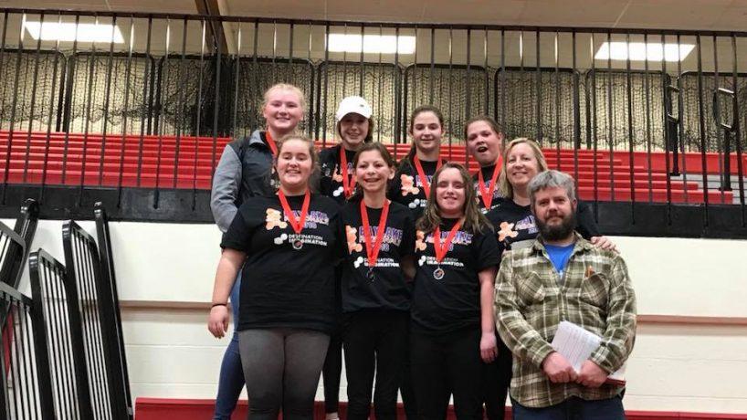Eight ASD DI Teams Headed to State Tournament!