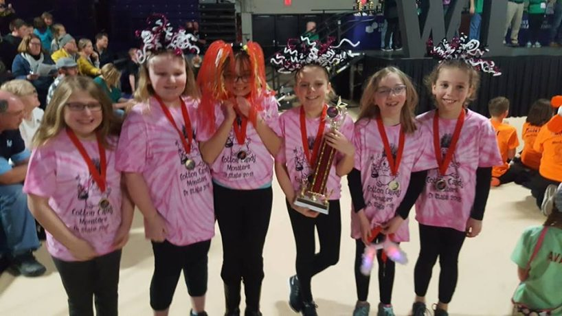 Cotton Candy Monsters Team Shirt Orders & Sponsorship Opportunities